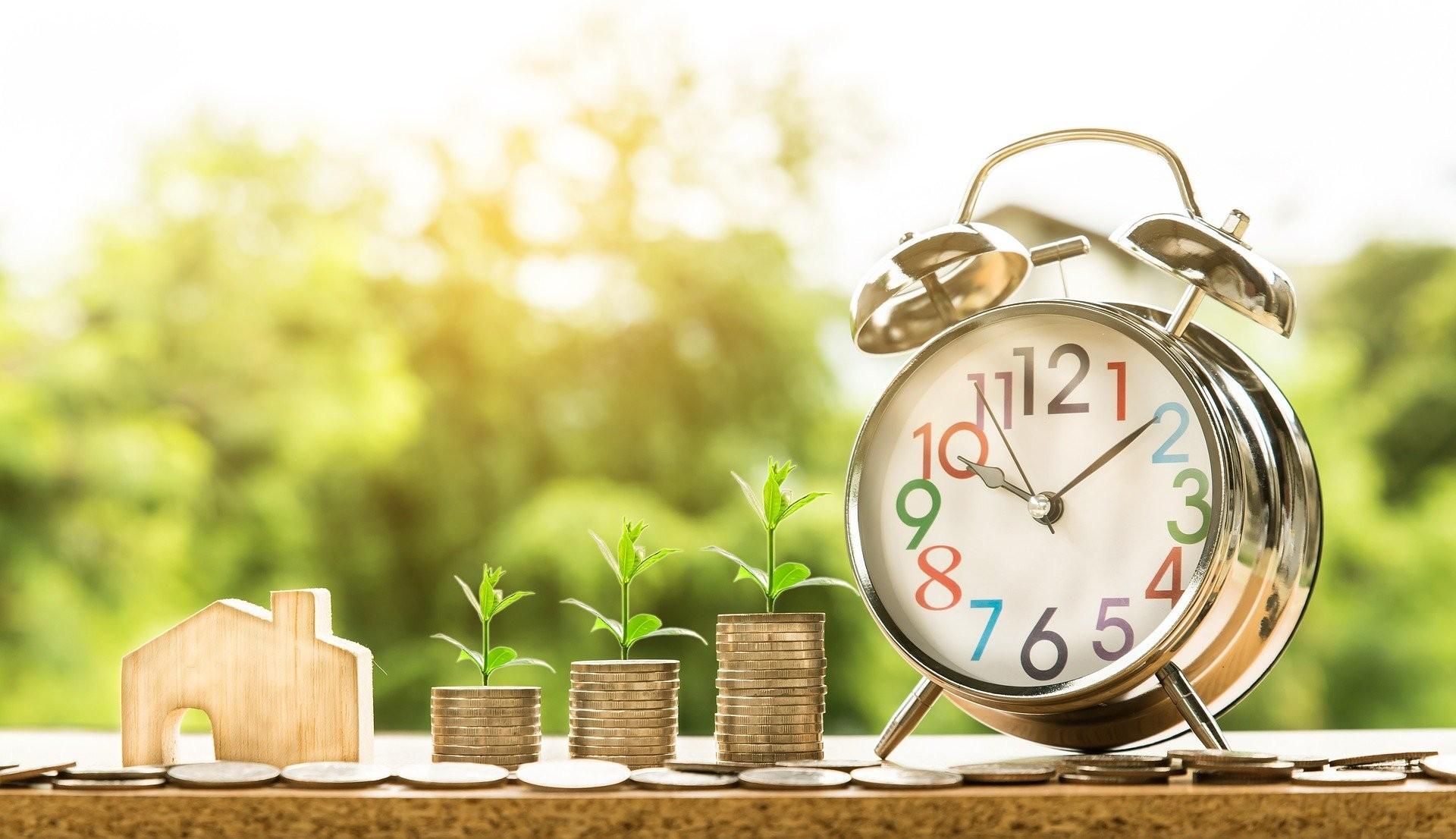 Nepýtajte sa, či je čas začať investovať. Začnite